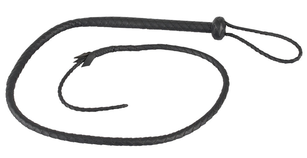 Плетка - 2040514 Le Single Tail, black, S/XL