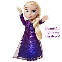 Кукла Frozen 2 Эльза из мультика Холодное сердце2 В наличии Поёт и светится