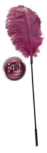 Перышко - Feder pink, S-L