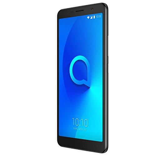 "Смартфон Alcatel 3C Dual Sim 6"" 1/16gb Metallic Black (5026A-2BALBD1)"