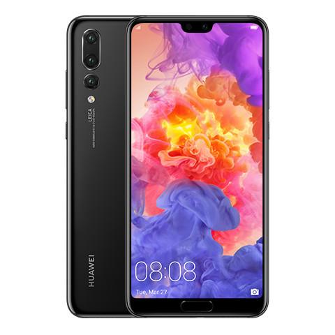 "Смартфон HUAWEI P20 Pro 6/128GB 6,1"" Black (51092EPD)"