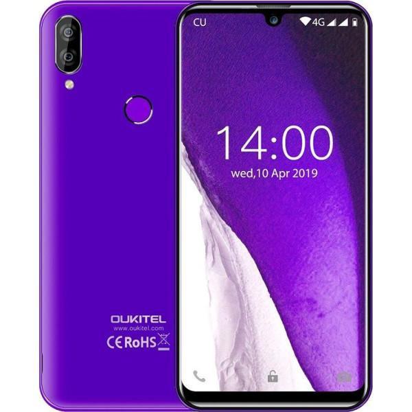 "Смартфон Oukitel C16 2/16GB 5,71"" Purple"
