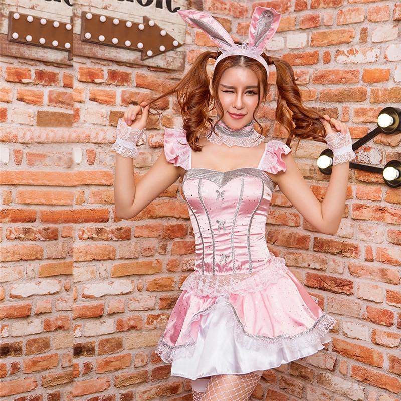 Костюм Bunny Girl  S/M
