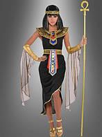 Женский карнавальный костюм Клеопатры