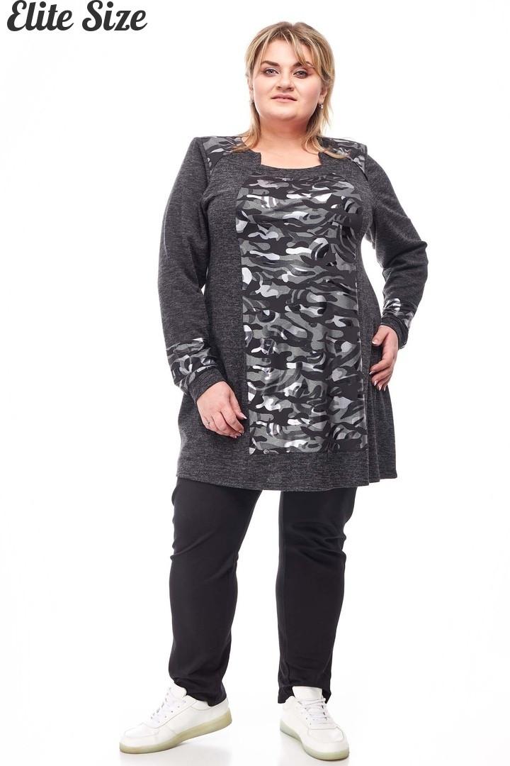 Туника женская  в большом размере 58-60,62-64,66-68