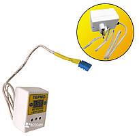 Цифровой розеточный терморегулятор + влагомер (ЦТРВ)