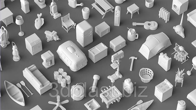 Где искать модели и идеи для 3D-принтеров?