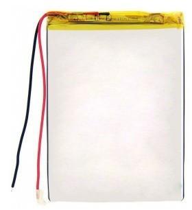 Внутренний универсальный аккумулятор 1100 mAh 3,7V (04*37*59) mm для планшетов