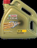 Моторное синтетическое масло CASTROL (Кастрол)EDGE 5W-30 4л.
