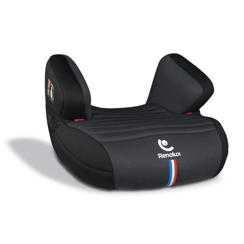 Автокресло-бустер Renolux Jet Carbon