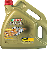 Моторное синтетическое масло CASTROL(Кастрол) EDGE 5W-30 5л.