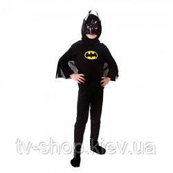 Костюм детский Бэтмен (S, M, L)