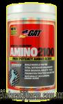 GAT Amino Tablets 2100, 325 tab