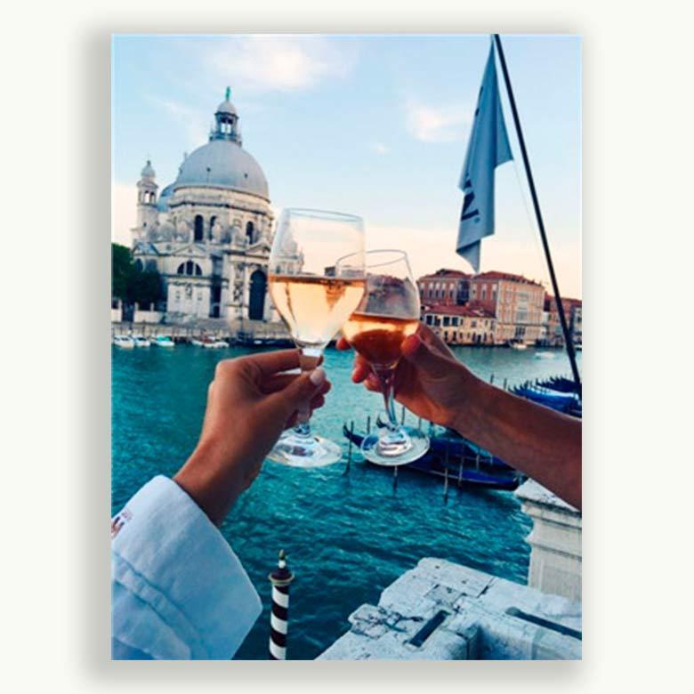 Картина раскраска по номерам на холсте 40*50см Josef Otten Y5096_B Cheers
