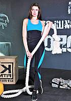 Лосины спортивные с высокой талией Totalfit S27-C5, фото 1