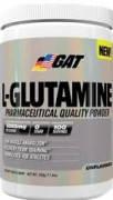 GAT Glutamine, 500 gr