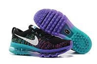 Кроссовки Nike Air Max 2014 Flyknit Purple Venom