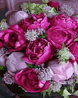 Картина по номерам 40x50 Розовые пионы, Rainbow Art (GX27631), фото 1