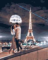 Картина по номерам 40x50 Однажды в Париже, Rainbow Art (GX30381), фото 1