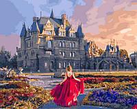 Картина по номерам 40x50 Английский замок, Rainbow Art (GX30422), фото 1