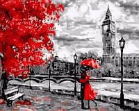 Картина по номерам 40x50 Осень в Лондоне, Rainbow Art (GX32168), фото 1