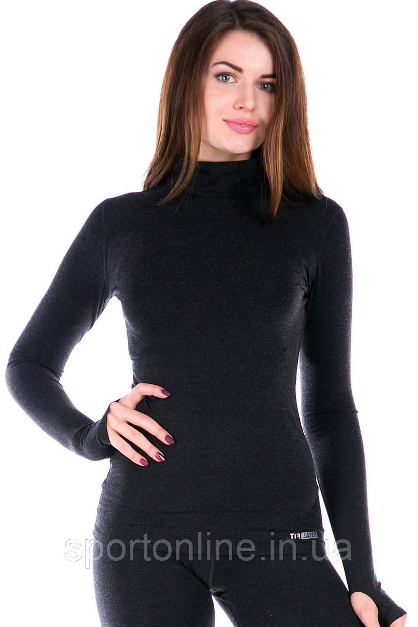 Термогольф женский Totalfit TWR2-V9, черный