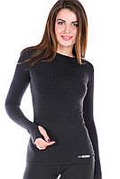 Термофутболка с длинным рукавом женская (термокофта, термоджемпер) Totalfit TWR1-V9, фото 1