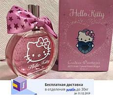 Hello Kitty, FROZEN (Фроузен) - Блеск для губ, аромат, крем для рук, блеск для волос