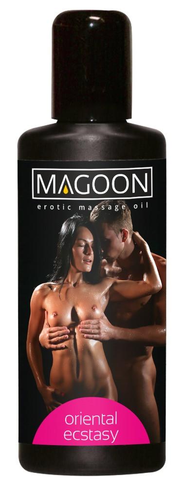 Массажное масло - Magoon Oriental Ecstasy Massage-Öl, 100 мл