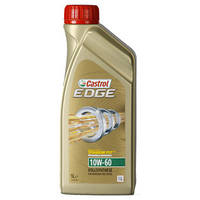 Моторное синтетическое масло CASTROL(Кастрол) EDGE 10W-60 1л