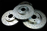 Тормозные диски Toyota Camry, Auris, Avensis, тормозные барабаны Corolla, Prado, RAV4, Highlander, фото 1