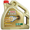 Моторное синтетическое масло CASTROL (Кастрол) EDGE 10W-60 4л