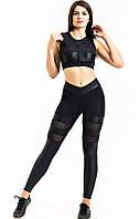 Лосины спортивные Totalfit черные S3, фото 1