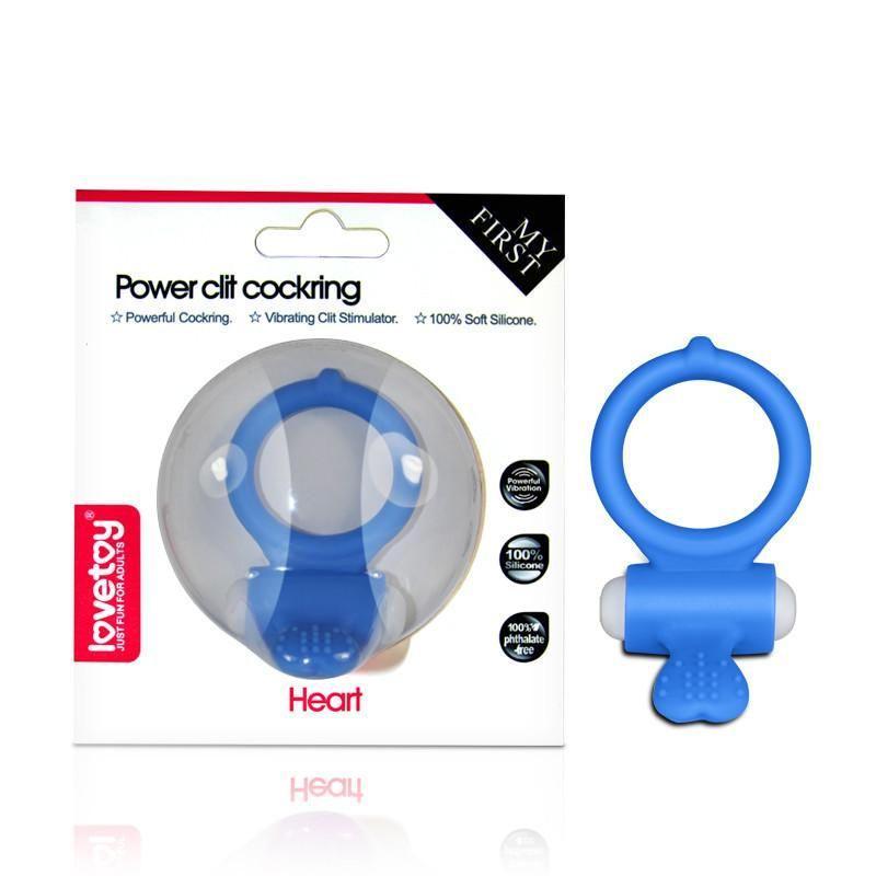 Эрекционное кольцо - Power Clit Cockring