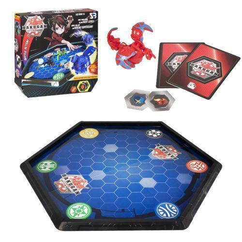 """Настольная игра """"Bakugan Battle Planet: Боевая арена"""" AP01IN144  scs"""