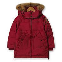 Куртка демисезонная детская Брайтон, бордовый Berni