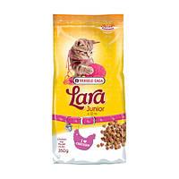 Корм Lara Kitten, для котят, с цыпленком, 0.35кг