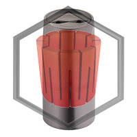 Кристаллизатор (фильера) OPTICOM Vulkano dia 65 dia 10