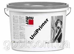 Баумит Унипраймер универсальная грунтовка под декоративную штукатурку ведро 25 кг.