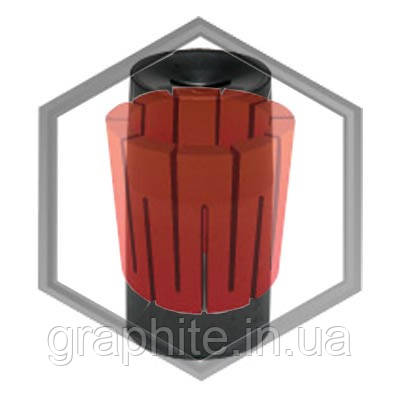 Кристаллизатор (фильера) OPTICOM Vulkano dia 65 полоса 5х40