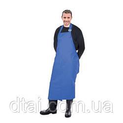 Фартук дояра ПВХ синий, 120х90 см