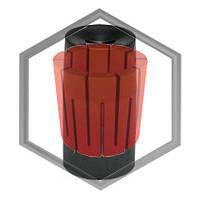 Кристаллизатор (фильера) OPTICOM Vulkano dia 65 полоса 5х50, фото 1