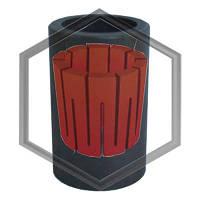 Тигель графитовый OPTICOM FFC16 OPTI5, фото 1