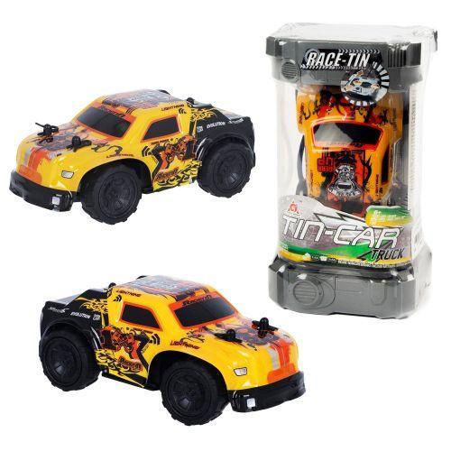 """Машинка на радиоуправлении """"Tin Car"""" (оранжевая) YW253106"""