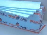Пенополистирол экструзионный Пеноборд (PENOBOARD) ЭППС 20 мм.