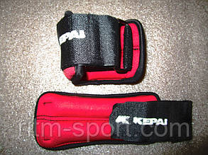 Обтяжувачі-манжети KEPAI(2*0,5 кг), фото 2