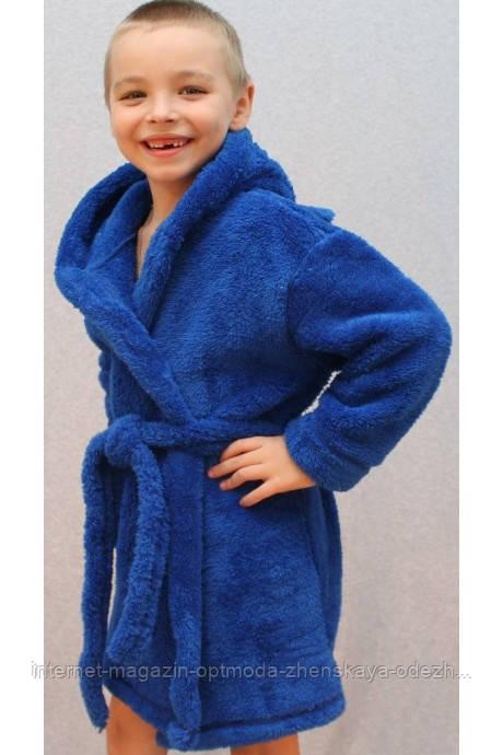 """Мягкий детский махровый халат с капюшоном """"Minneapolis"""""""