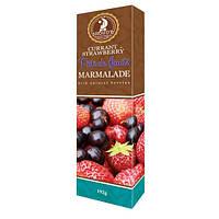 Мармелад Patte de Fruits Смородина-клубника Сладкий Мир, 192 грамма