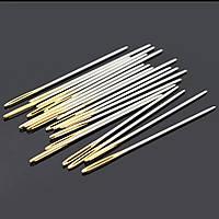 Игла для ручного шитья кожи 45,5*1,06, фото 1