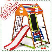 Дитячий спортивний комплекс KindWood Plus 3